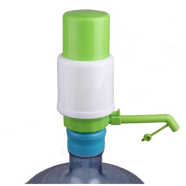 Hot 5 Gallon Bottled Drinking Water Hand Press Manual Pump Dispenser New