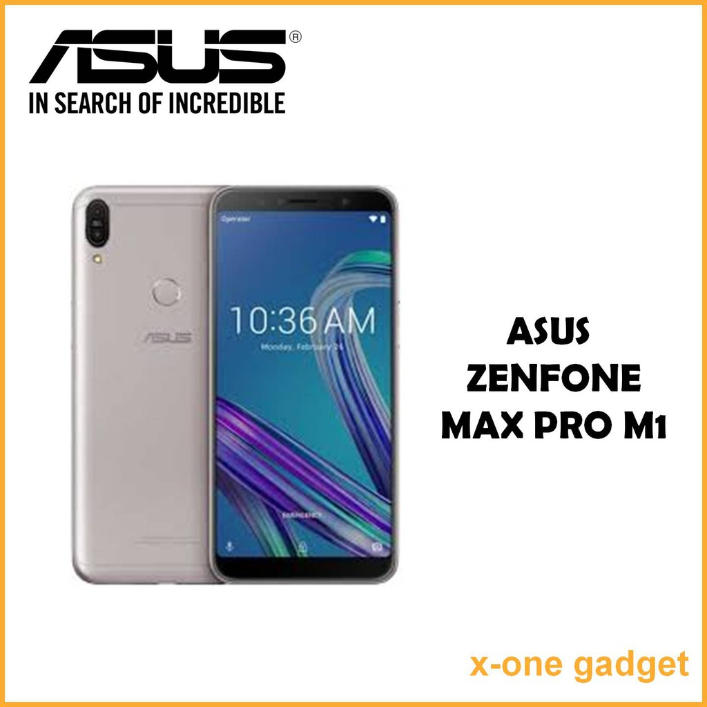 Asus Zenfone Max Pro Online Shopping Sales And Promotions Sept M1 Ram 3gb 2018 Shopee Malaysia