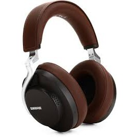 {SBH2350-BR-A} Shure AONIC 50 Wireless Noise-Cancelling Headphones (Brown)
