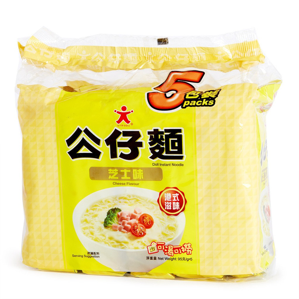 Doll Bowl Noodle Spicy Seafood Cheese Flavour 3 X 110g Paldo Shrimp Flavor 86 Gram Cups Shopee Malaysia
