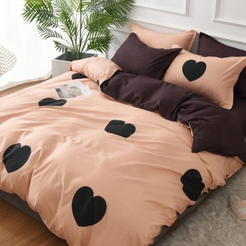 Single 3in1 Printed Quilt Cover Set /  Set Cadar Sarung Comforter Bercorak Saiz Single