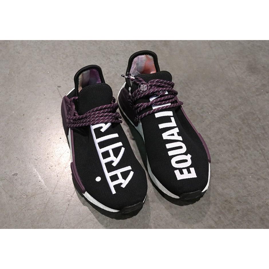 f85923ec6 Pharrell x Adidas NMD Hu Trail Equality