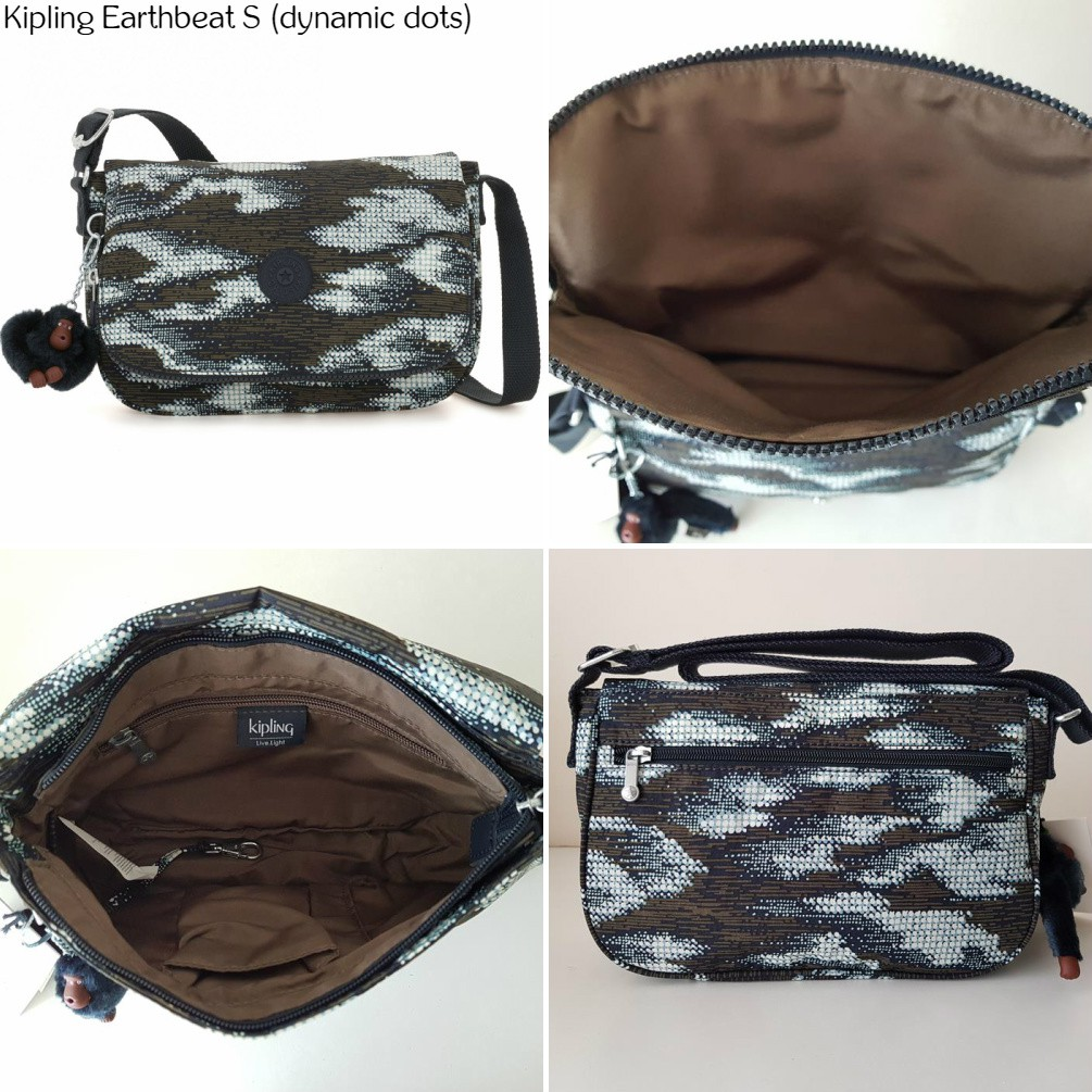 3ac8cd2673 NWT Authentic Kipling Cyrah S 4-Wheeled Cabin-sized Carry On Luggage /  Spinner   Shopee Malaysia