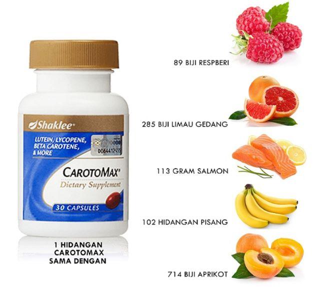 [READY STOCK] SHAKLEE CAROTOMAX Healthy Eye Vitamin Mata Penglihatan Lebih Baik