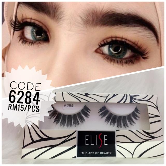 a6052246424 Elise Eyelashes code 6284 ‼️OFFER‼ | Shopee Malaysia