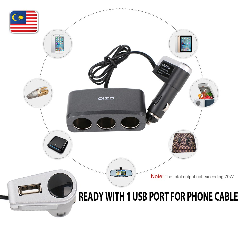 Explore Car Charger Product Offers And Prices Shopee Malaysia Moshi Duo