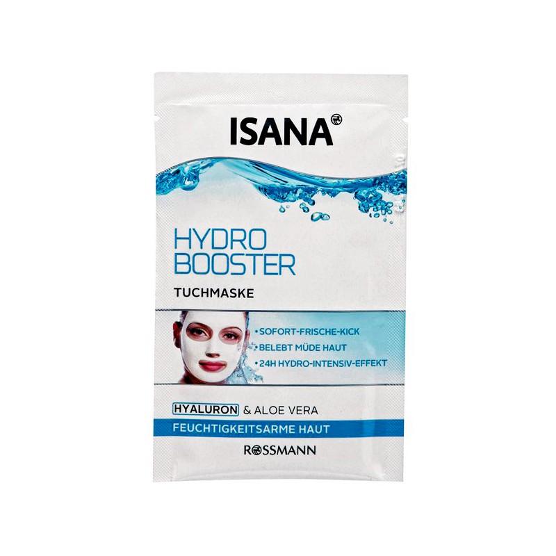 ISANA Hydro Booster Cloth Mask 1 piece Germany