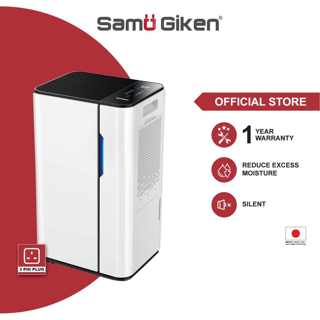 Samu Giken Refrigerant Type of Dehumidifier, Model: KA-20L