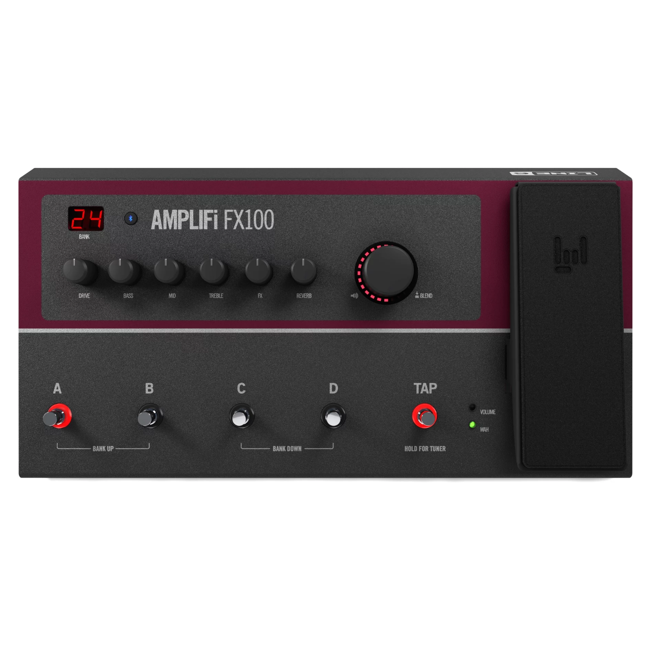 Line 6 AMPLIFi FX100 ToneMatching Amp / Effects Modeler Floorboard (LINE6)