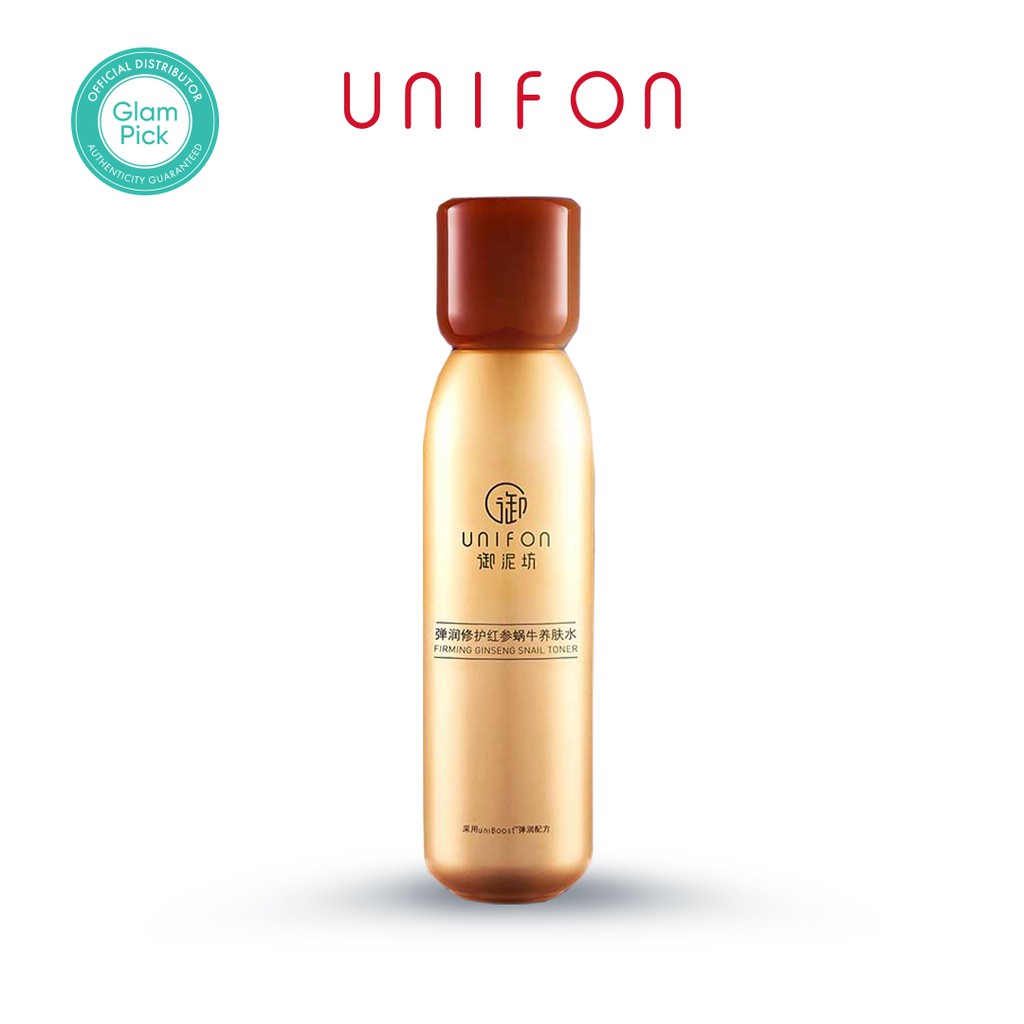 UNIFON Firming Ginseng Snail Gentle Toner Lotion 150ml