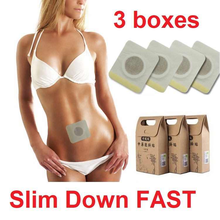 Quick slim down detox patch