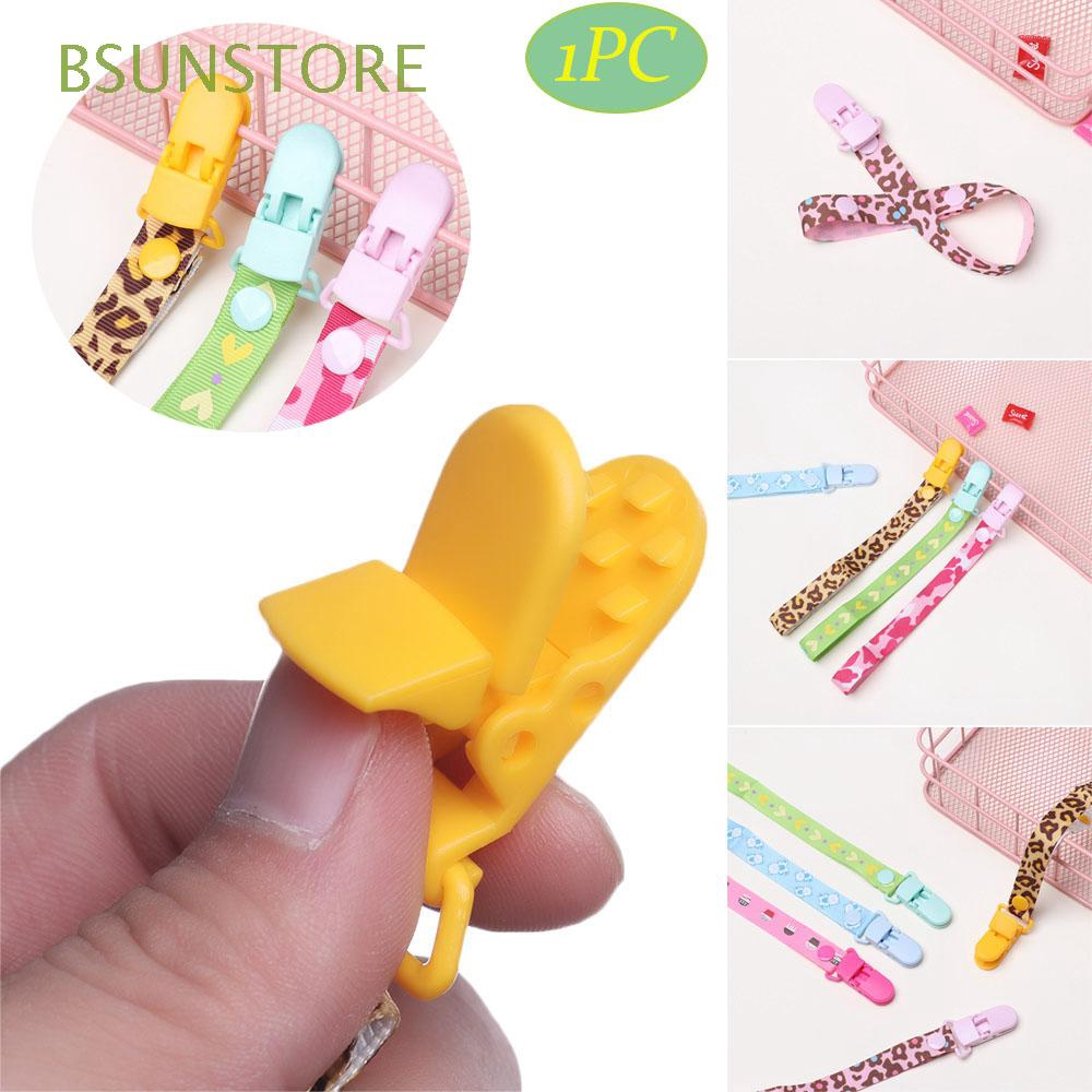 1PC Adjustable Length Anti-drop Rope Nipple Strap Chew Toy Pacifier Chain