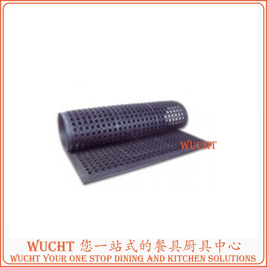 Wucht Grease Resistant Rubber Anti