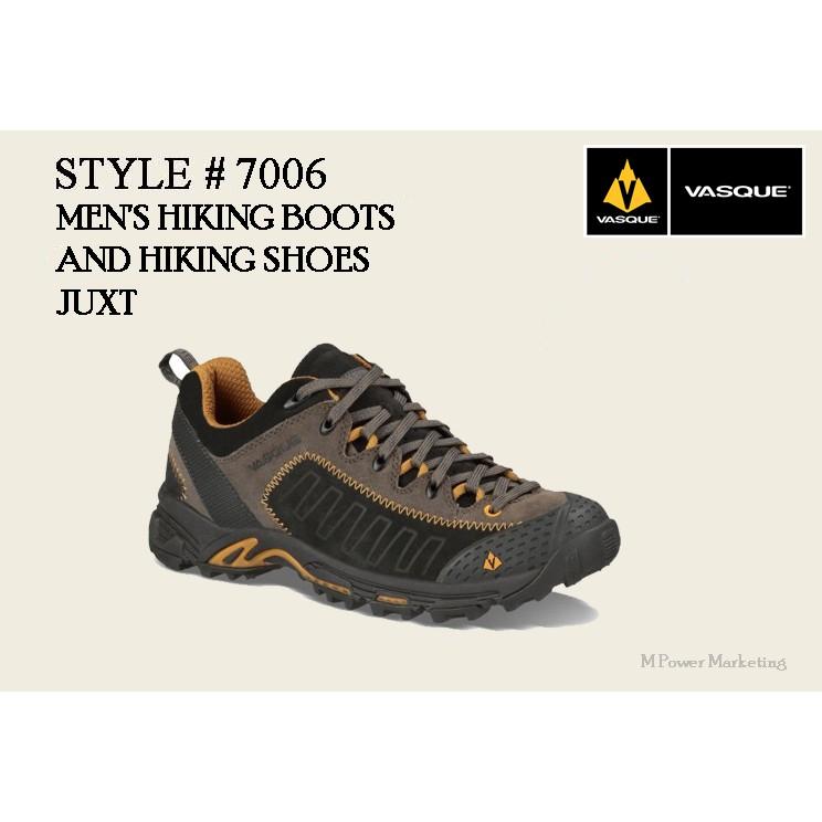 Vasque Mens Hiking Boots JUXT 7006 America Shoes