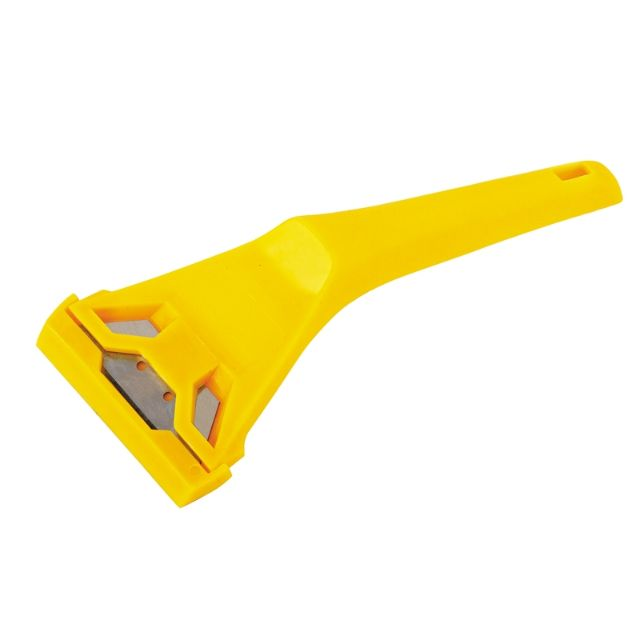 Window Glass Scrapper With Free Extra Knifes