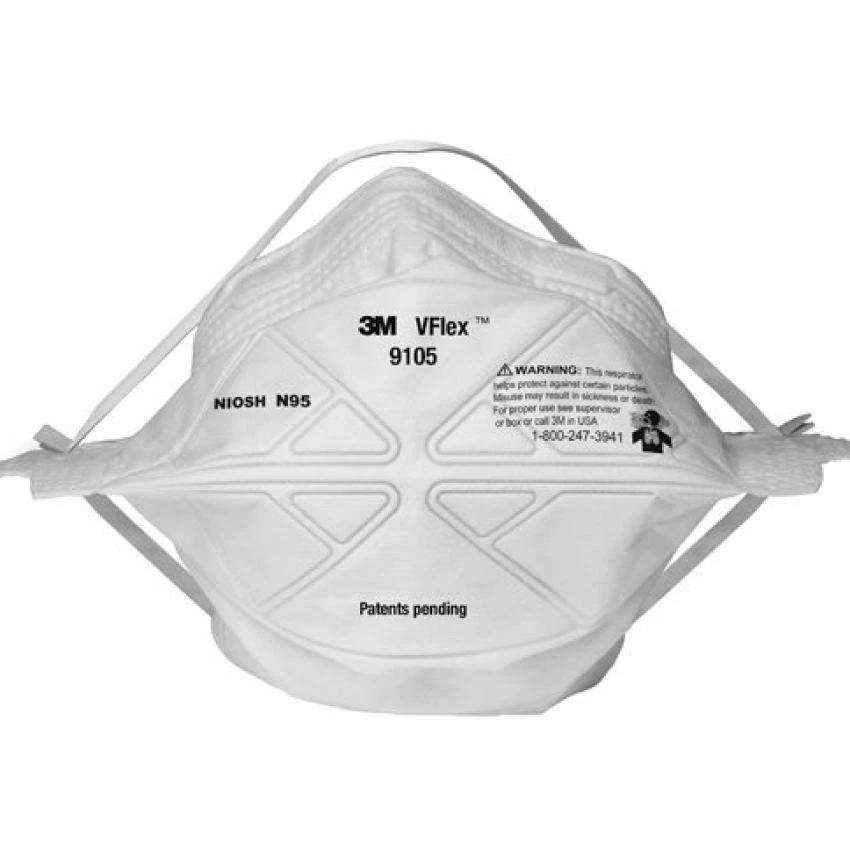 Respirator 3m 9105 Vflex Particulate N95 15pcs