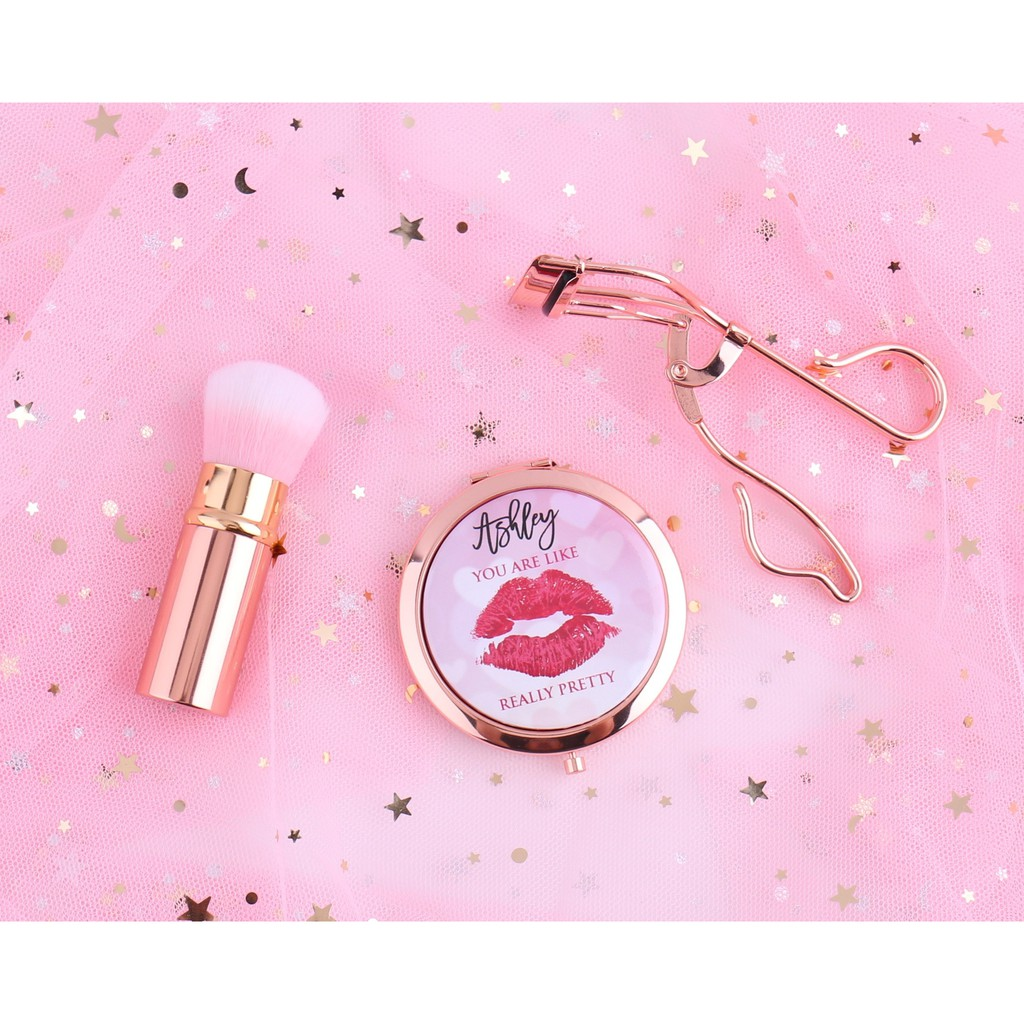 Red Lip Bridesmaid Spa Gift