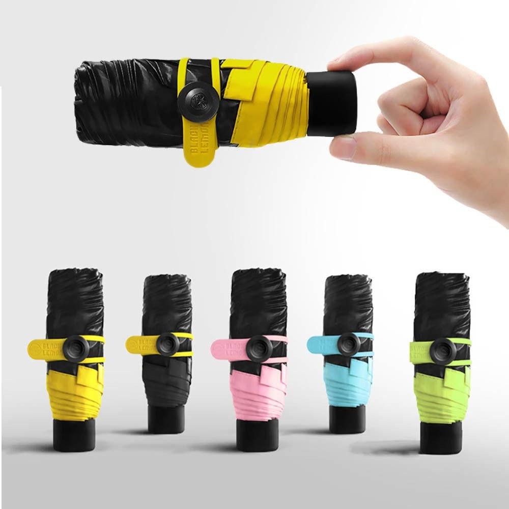 Mini Pocket Umbrella Compact Folding