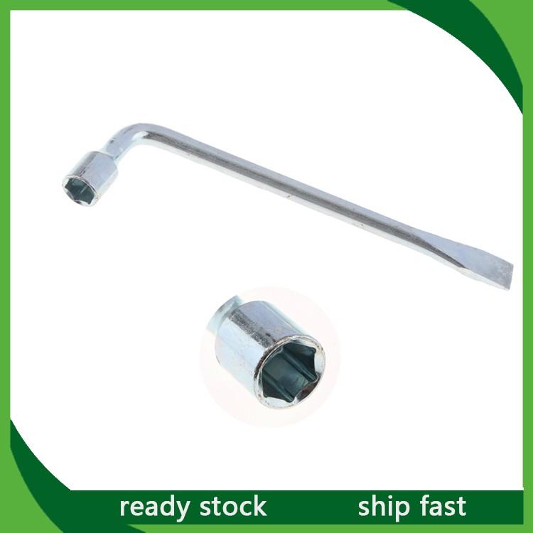 Shiwaki 17mm-Wheel Lug Nut Wrench Car Truck Brace Tire Hex Key Socket Spanner 24mm