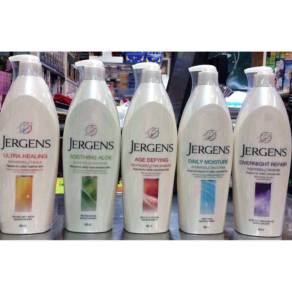 jergens lotions 200ml shopee malaysia