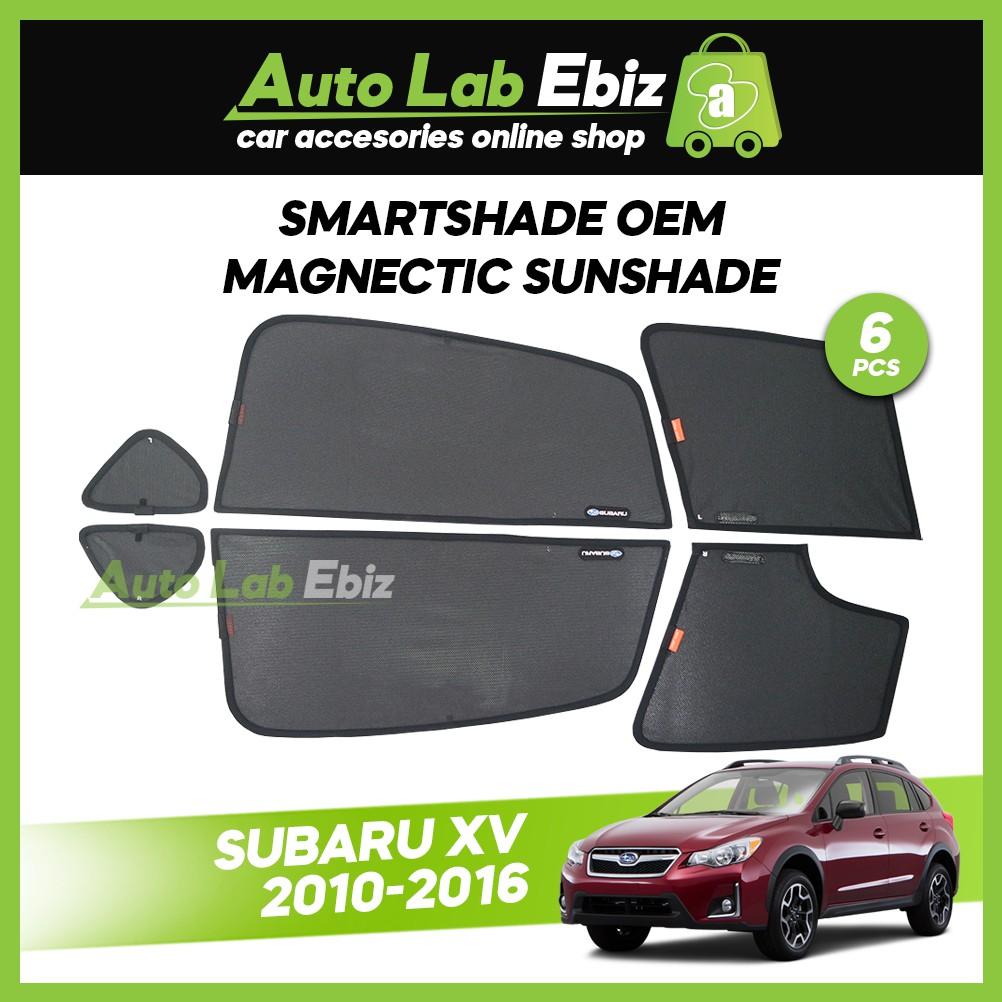 SmartShade Subaru XV 2010-2016 ( 6 Pcs )