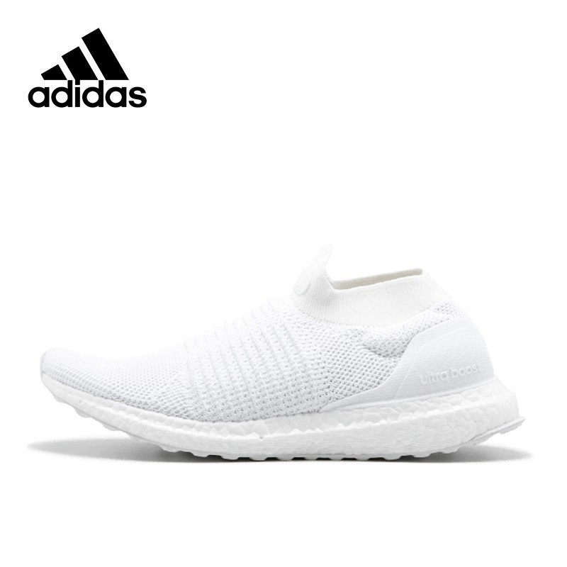 a37c0dbde35ae Official Adidas Ultra BOOST Laceless 4.0 Men s Running Shoes Sports  Sneakers