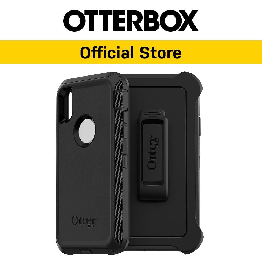 quality design 12584 09d6c [Apple iPhone XR] OtterBox Defender Series - Black
