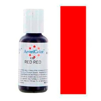 New Stock) Americolor 0.75 Oz Soft Gel Color [1 Bottle ...