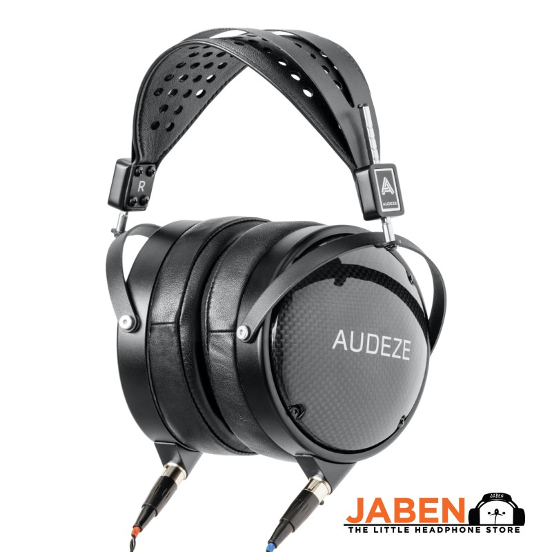 Audeze LCD-XC Planar Magnetic Hi-Res Detachable Cable Made in USA Closed Back Over-Ear Headphones [Jaben]