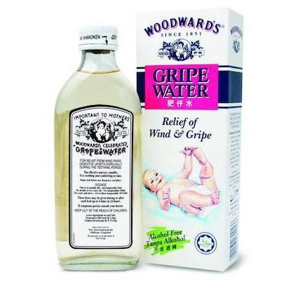 WOODWARD\'S GRIPE WATER 148ml