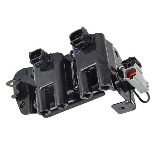 New OEM Ignition Coil /& VDO Lead Sets To Fit Kia Rio JB 1.4L G4EE ..