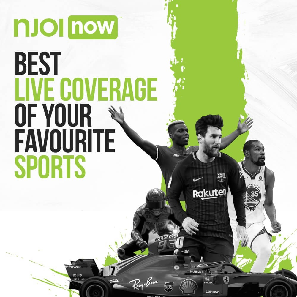 Njoi Now Sports Plus Pass 30 Days Shopee Malaysia