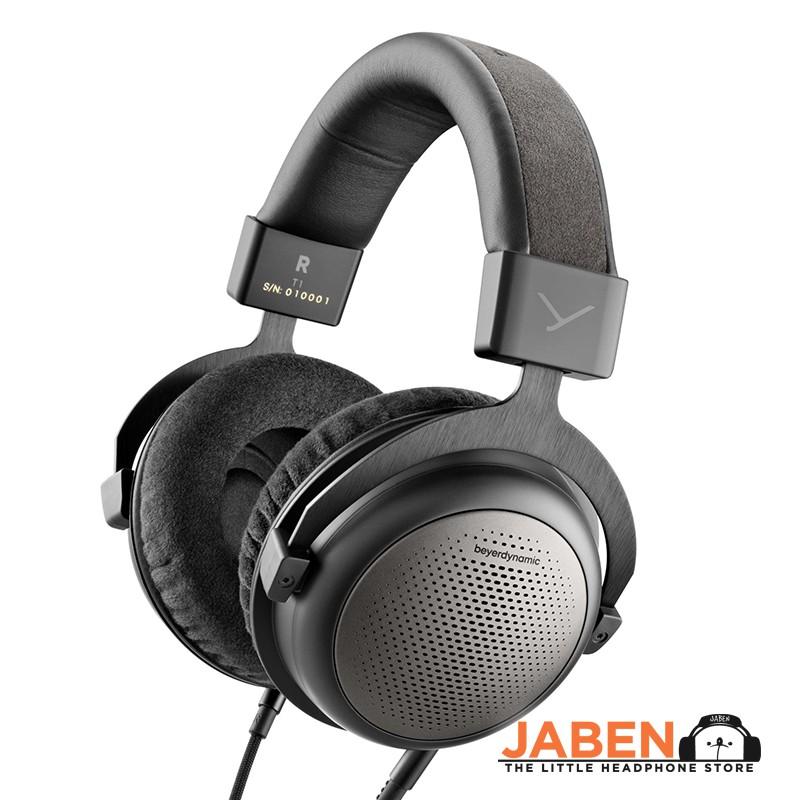 [PM Best Price] beyerdynamic T1 Gen 3 Tesla Premium Hi-Res Open Back Over-Ear Headphones UPGRACE [Jaben]