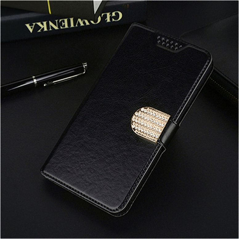TP-LINK Neffos X1 Lite TP904A TP904C Y6 Y5i TP804A Y5 TP802A Retro Case  Flip Leather Wallet Case with Stand Holder
