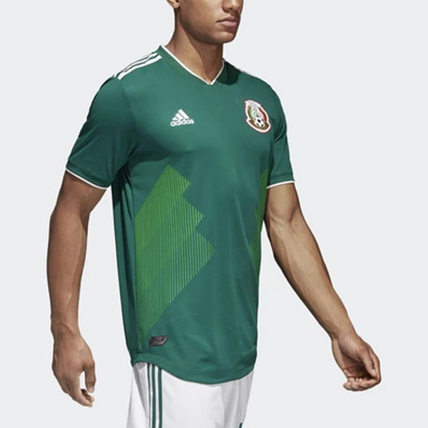 [Player Issue] Mexico Men Home World Cup 2018 Jersey