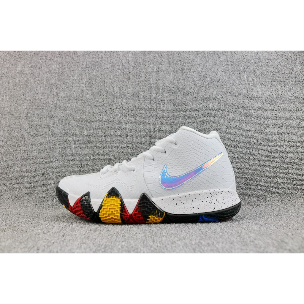 online store b41a9 8e6ae Nike Kyrie 4 Irving 4 NCAA Tournament Crazy March Basketball Shoes
