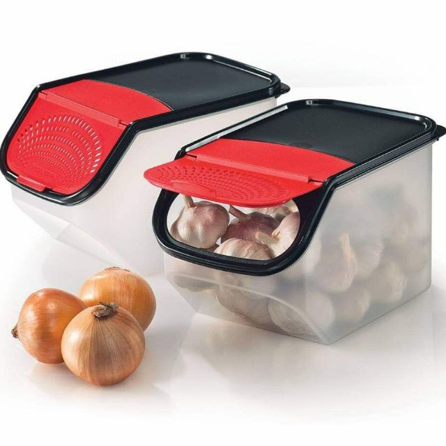 Tupperware Garlic -N-All Keeper (1)