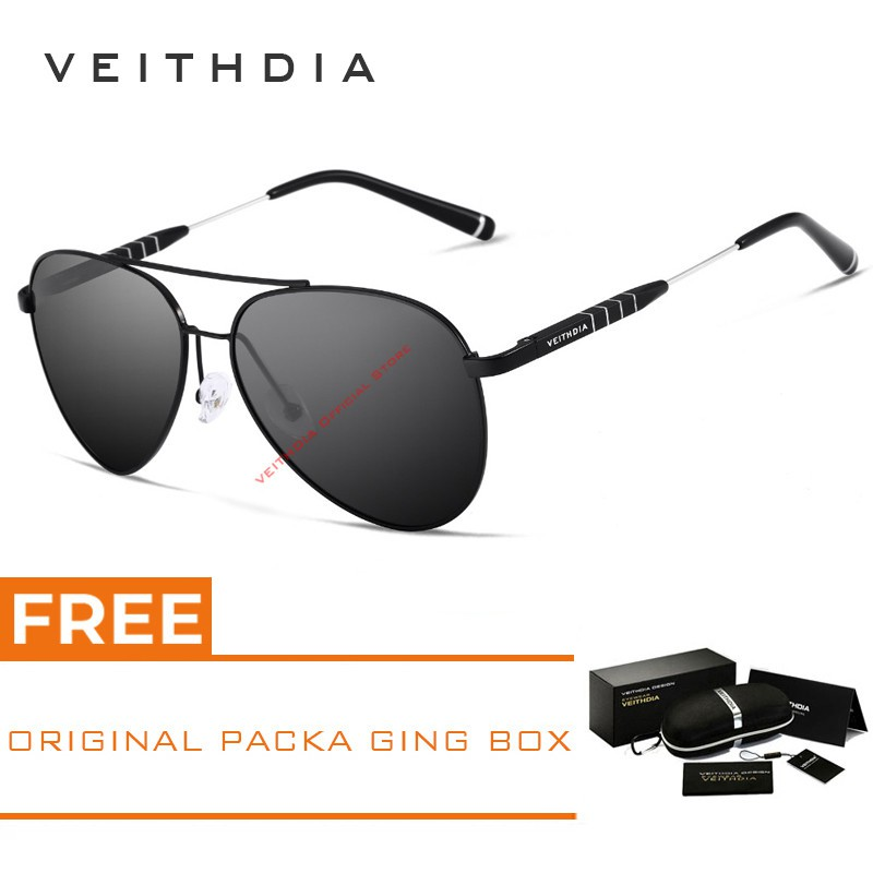 0c7f12f3a1 VEITHDIA Unisex Computer Mirror Optical Frame Men Women V8002 ...