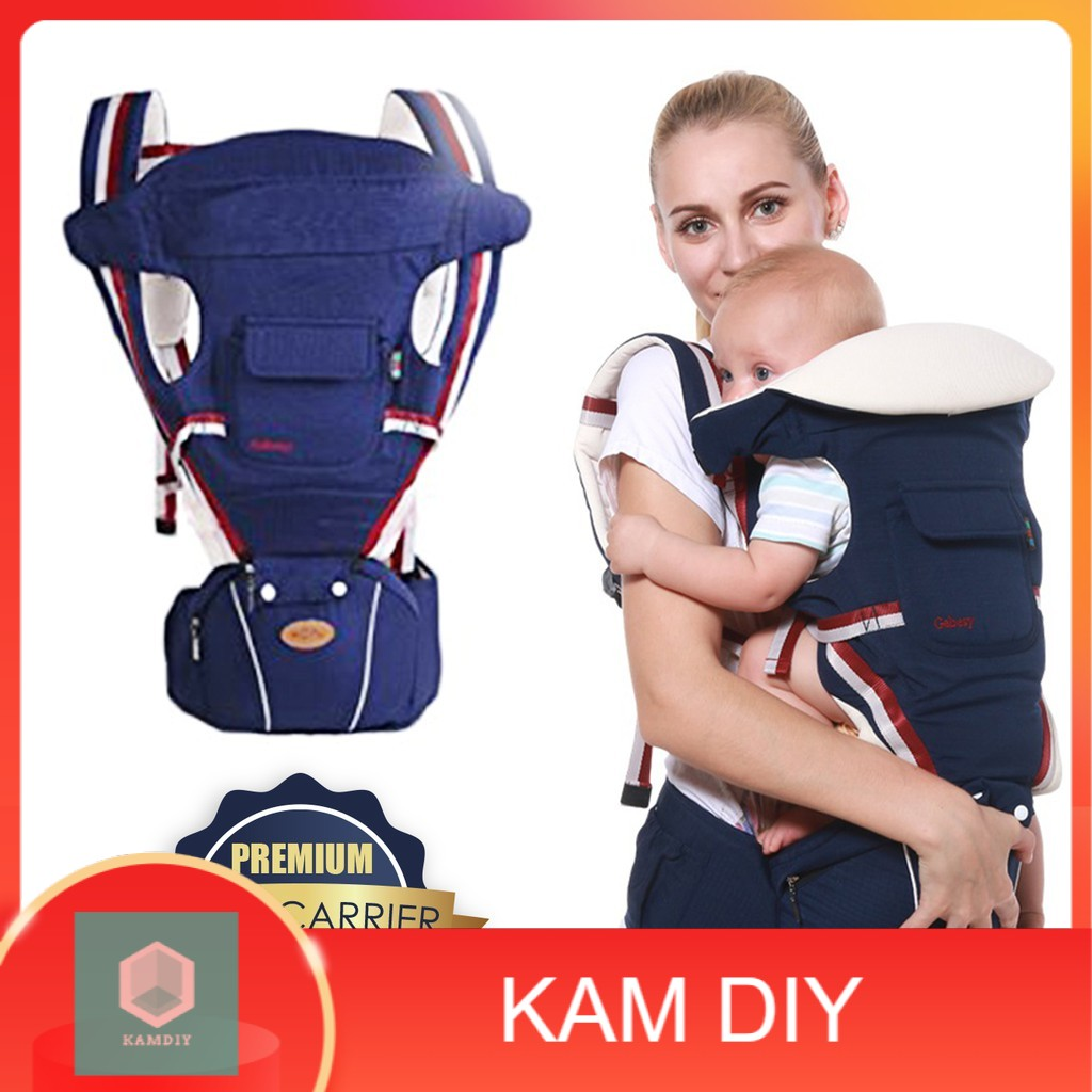 Baby Carrier Bag 1602B Front Breathable Infant Backpack Mummy Beg