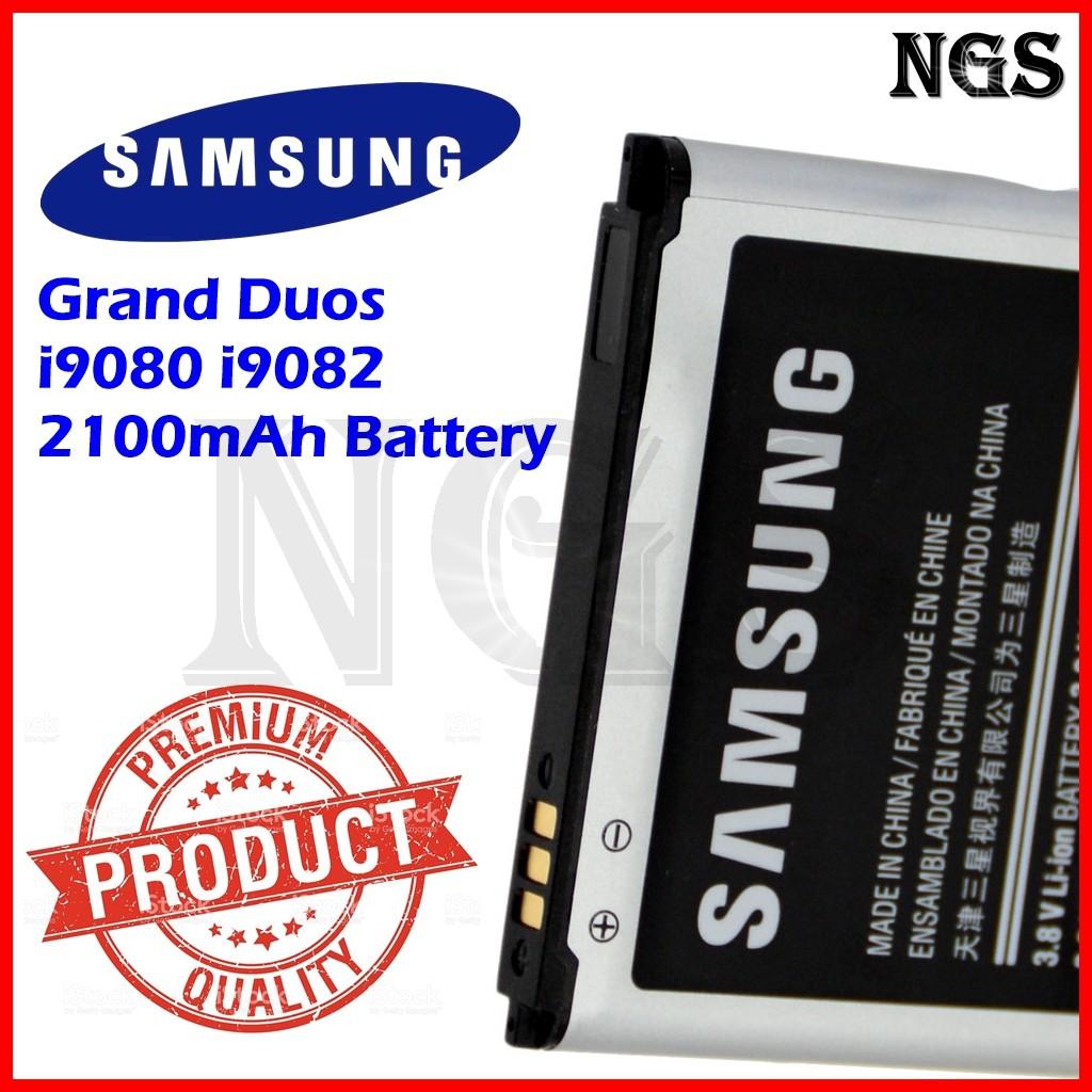 Battery Samsung Galaxy Grand Duos I9080 I9082 (2100MAH) | Shopee Malaysia