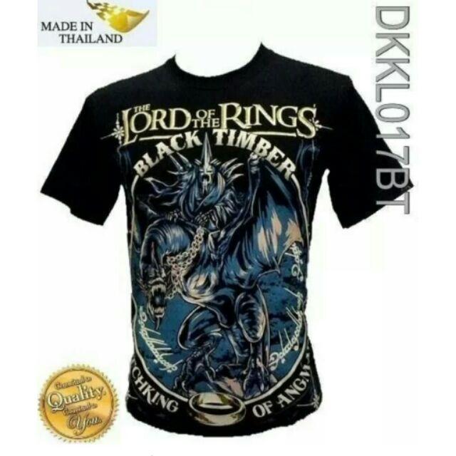 Lord of the Rings T-shirt Hobbit Cukup Dosa Pohon Putih Pecinta Pasangan Lengan Pendek