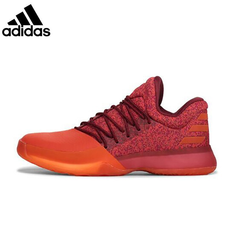 aab3bb80f1fa Adidas Harden Vol. 1 Men Basketball Shoes