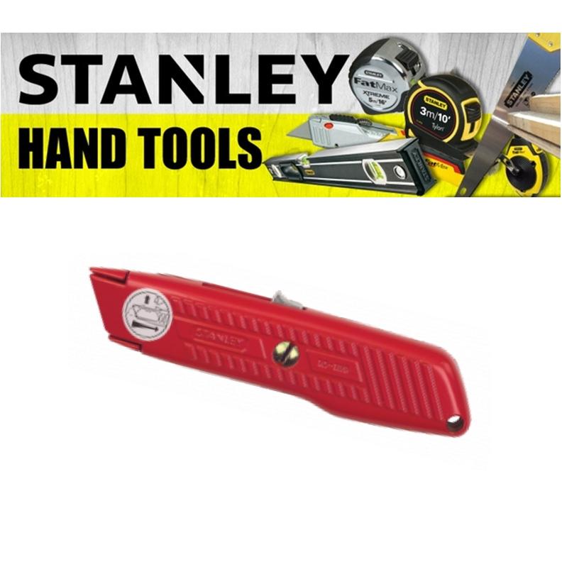 STANLEY INTERLOCK SEIF RETRACTING UTILITY KNIFE 10-189C CUTTING TOLLS