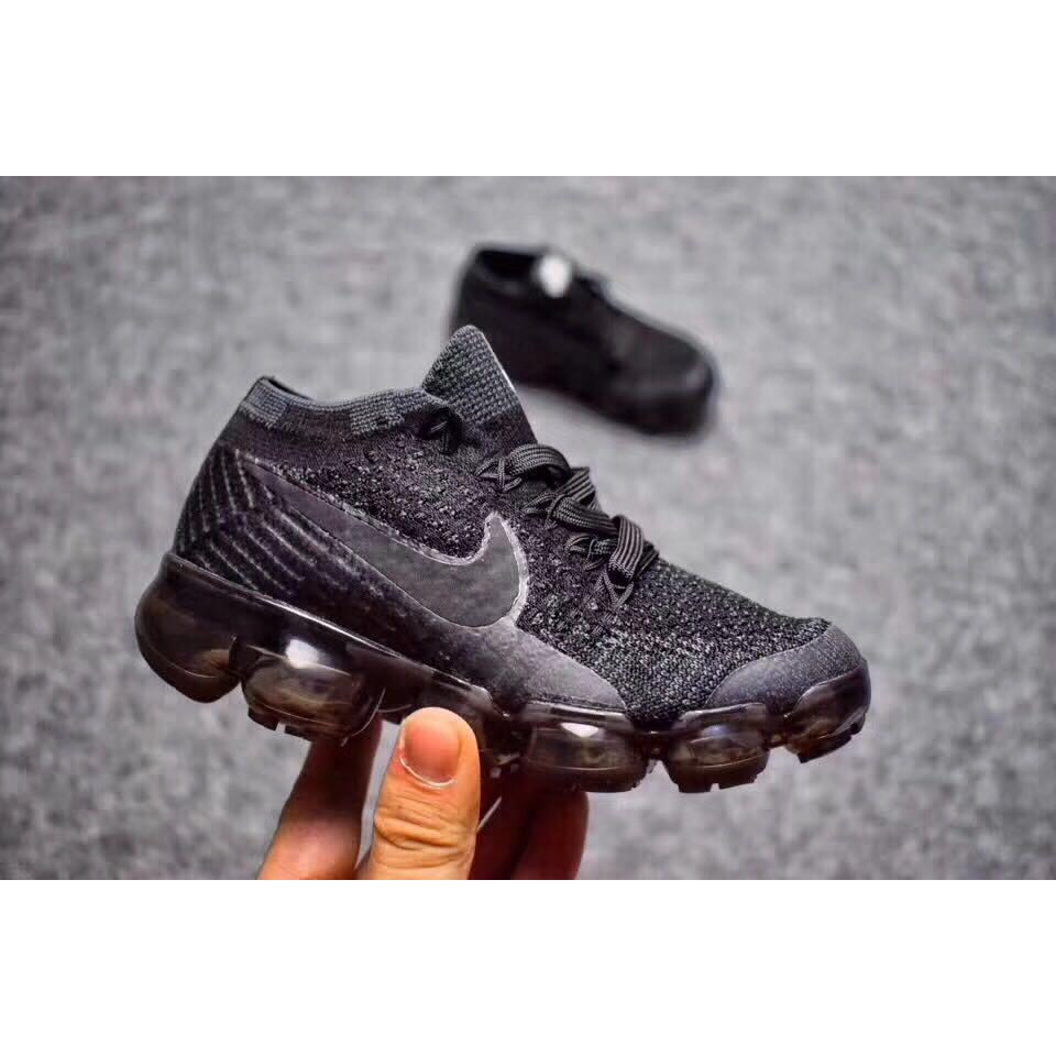 separation shoes 9a208 ddc3b *lbjames* Nike Kids Shoes Air Vapormax Flyknit Childrens Original Sports  Shoes Ready Stock