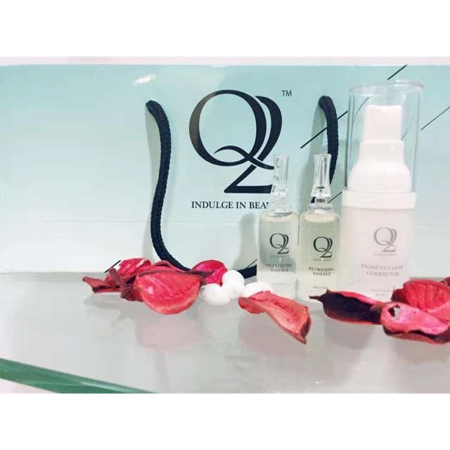 Q2 Pigment Clear Corrector Q2™美白祛斑霜