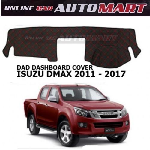 DAD Non Slip Dashboard Cover - Isuzu D-Max Yr 2012 - 2016