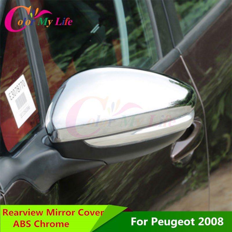 My Life Rearview Mirror Rear-view Backup Decorative Chrome -