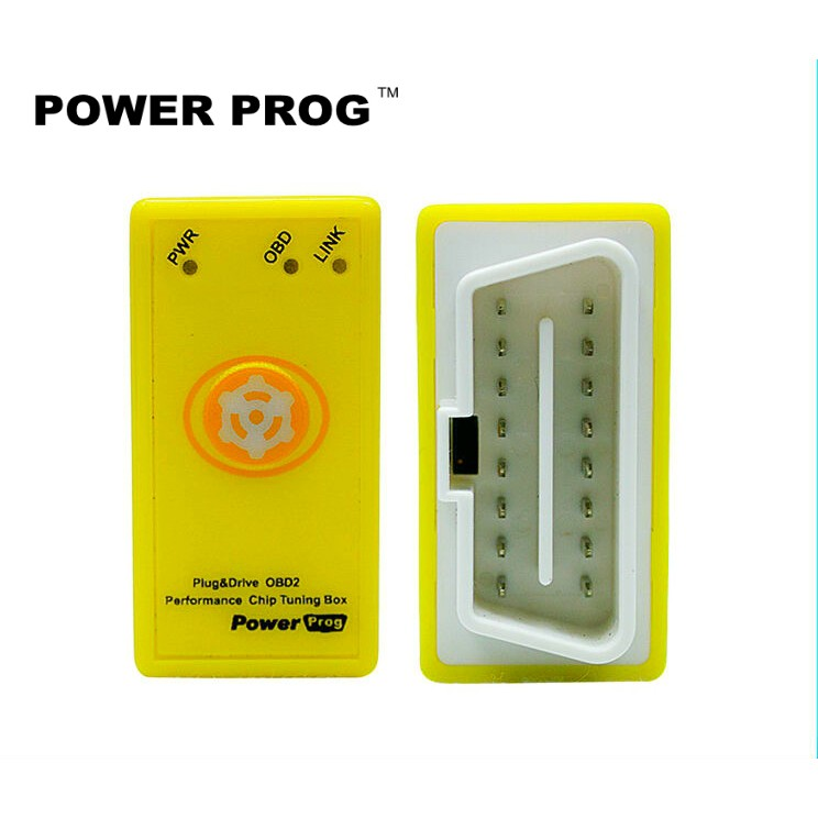 2 IN 1 POWER PROG ECU Mapping Tuning Petrol Car Better Than