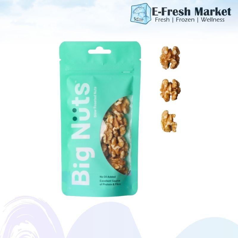 Roasted Walnuts (Un-salted) 80g