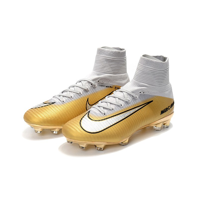 huge discount 41578 3212c Nike Mercurial Superfly CR7 Quinto Triunfo FG Kasut bola sepak Soccer Shoes